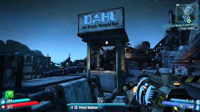 Borderlands 2 - Challenge Guide - The Not-So-Phantom Tollbooth