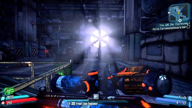 Borderlands 2 - Challenge Guide - Cult of the Vault (Southpaw Steam & Power)