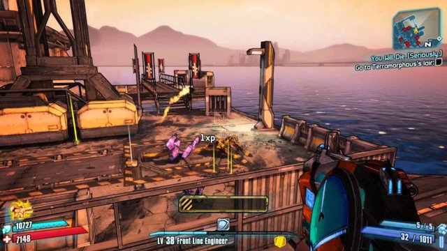 Borderlands 2 - Challenge Guide - Cult of the Vault (Wildlife Exploitation Preserve)