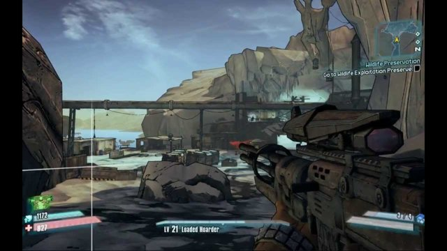 Borderlands 2 - Challenge Guide - Cult of the Vault (Three Horns - Divide)