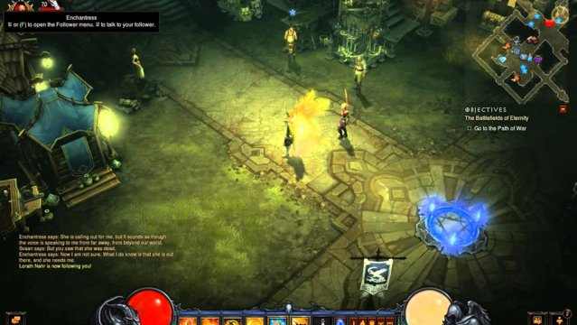 Reaper of Souls - Achievement Guide - Girl Talk