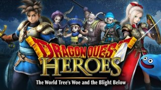 Dragon Quest Heroes - Episode 02 - Caliburgh (Story)