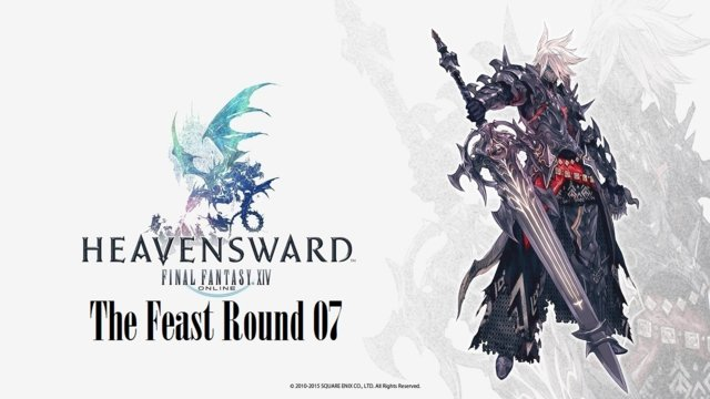 Final Fantasy XIV: Heavensward - The Feast Round 07 (DRK)