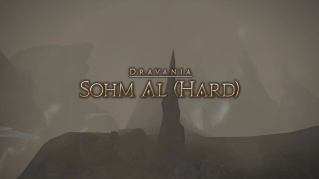Final Fantasy XIV: Heavensward - Sohm Al Hard (WAR)