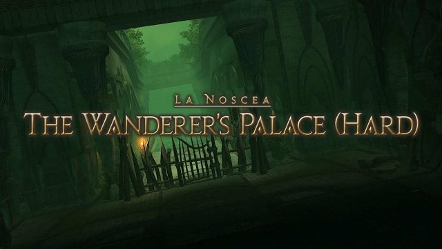 Final Fantasy XIV: Heavensward - The Wanderer's Palace Hard Solo (WAR)