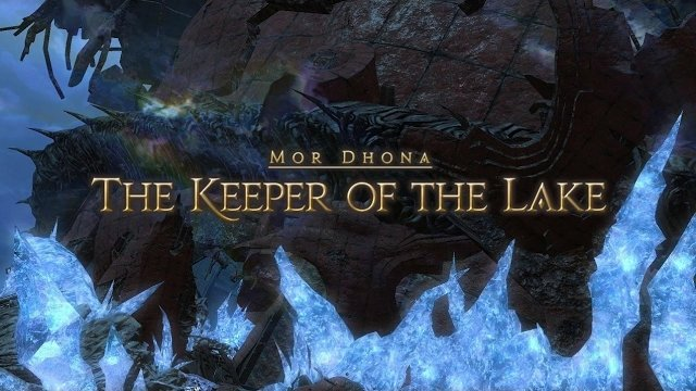 Final Fantasy XIV: Heavensward - The Keeper of The Lake Solo (WAR)