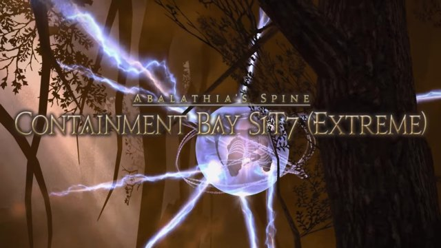 Final Fantasy XIV: Heavensward - Sephirot Extreme (WAR)