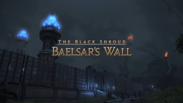 Final Fantasy XIV: Heavensward - Baelsar's Wall (WAR)