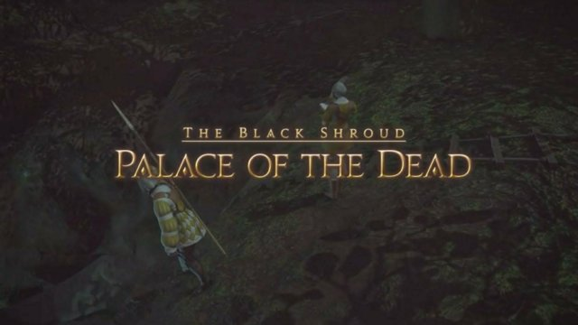 Final Fantasy XIV: Heavensward - Palace of the Dead Floor 121 - 130 (WAR)