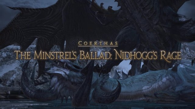 Final Fantasy XIV: Heavensward - Nidhogg Extreme (WAR)