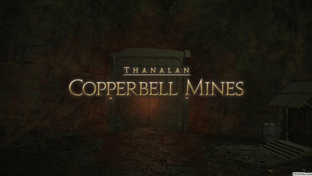 Final Fantasy XIV: Heavensward - Copperbell Mines (THM)