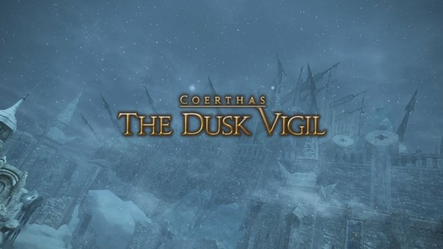Final Fantasy XIV: Heavensward - The Dusk Vigil (WAR)