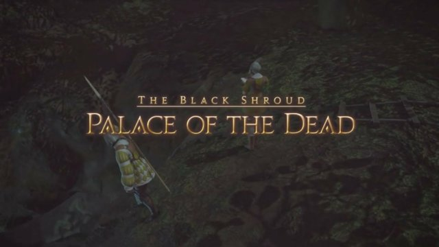 Final Fantasy XIV: Heavensward - Palace of the Dead Floor 81 - 90 (DRK)