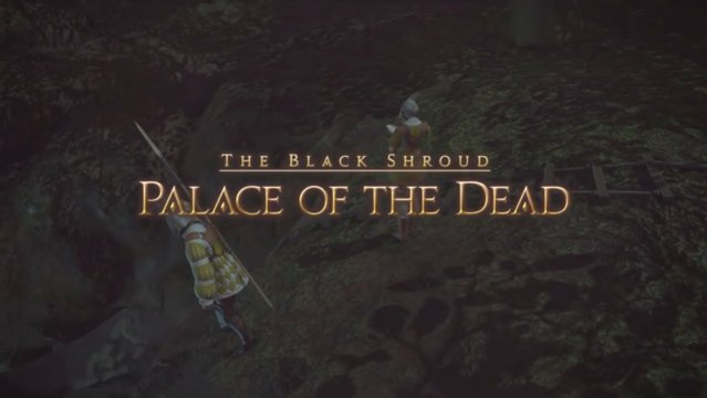 Final Fantasy XIV: Heavensward - Palace of the Dead Floor 61 - 70 (DRK)