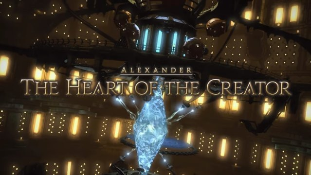 Final Fantasy XIV: Heavensward - The Heart of the Creator (DRK)