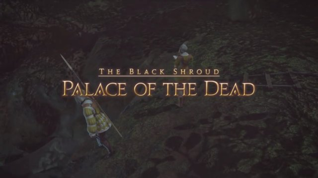 Final Fantasy XIV: Heavensward - Palace of the Dead Floor 41 - 50 (DRK)
