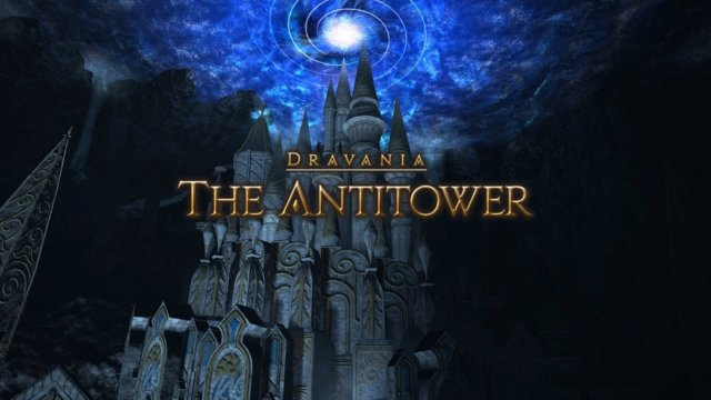 Final Fantasy XIV: Heavensward - The Antitower (DRK)