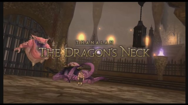 Final Fantasy XIV: Heavensward - The Dragon's Neck (DRK)