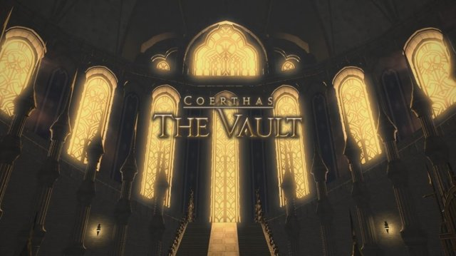Final Fantasy XIV: Heavensward - The Vault (DRK)