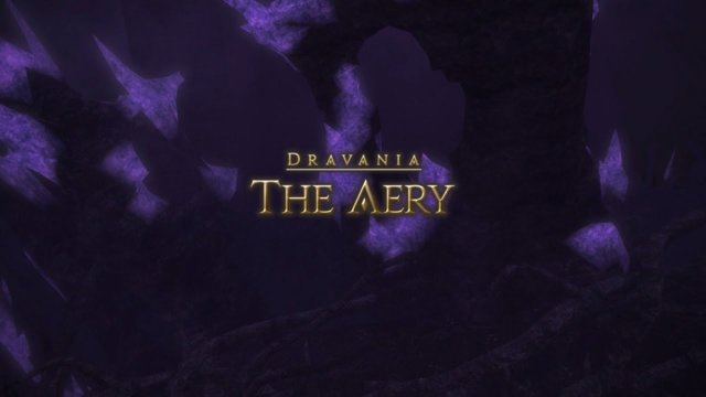 Final Fantasy XIV: Heavensward - The Aery (DRK)