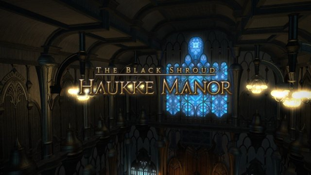 Final Fantasy XIV: A Realm Reborn - Haukke Manor Normal (PLD)