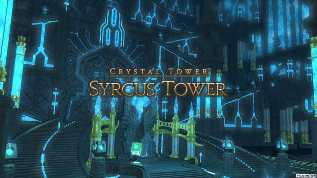 Final Fantasy XIV: A Realm Reborn - Syrcus Tower (BRD)