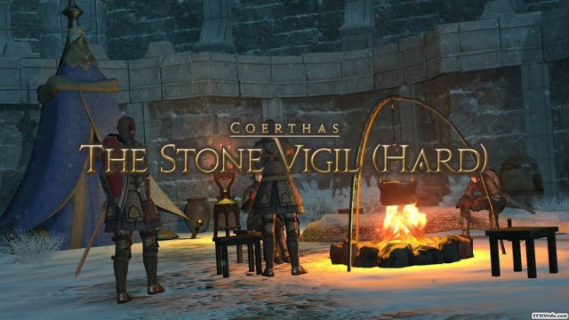 Final Fantasy XIV: A Realm Reborn - The Stone Vigil Hard (BRD)
