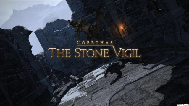 Final Fantasy XIV: A Realm Reborn - The Stone Vigil (PLD)