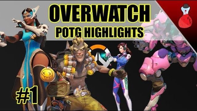HPH Overwatch | Play Of The Game (POTG) Highlights #1