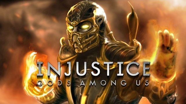 Injustice: Gods Among Us Ultimate Edition - Scorpion VS Aquaman (Ranked Match 14)