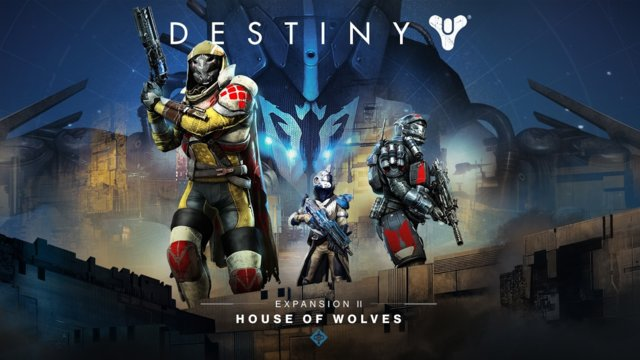 Destiny: House of Wolves - Story Ep. 03 (Hunter)