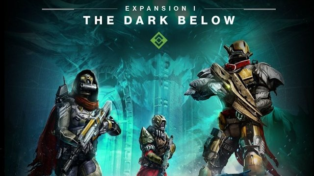 Destiny: The Dark Below - Will of Crota (Hunter)