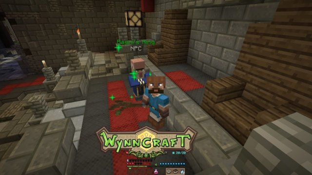 Let's Play Wynncraft Episode 2