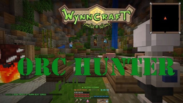 "Let's Play Wynncraft Episode 64 ""Orc Hunter"""