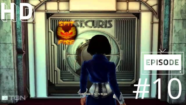 Bioshock Infinite - Walkthrough Part 10 - Thousands Of Doors HD