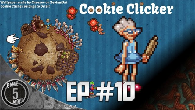 Cookie Clicker Episode 10 - Base 10