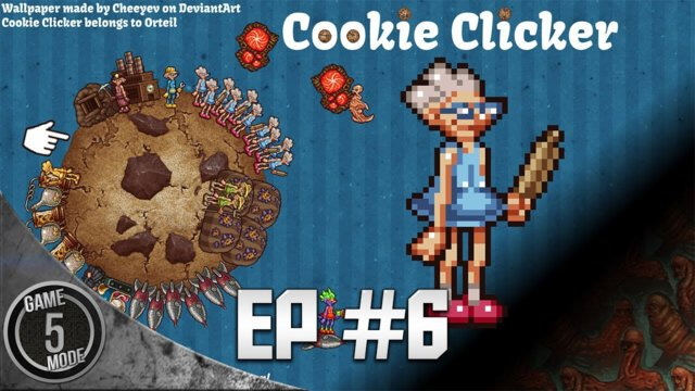 Cookie Clicker - Episode 6 - Cookie Clicker Portal