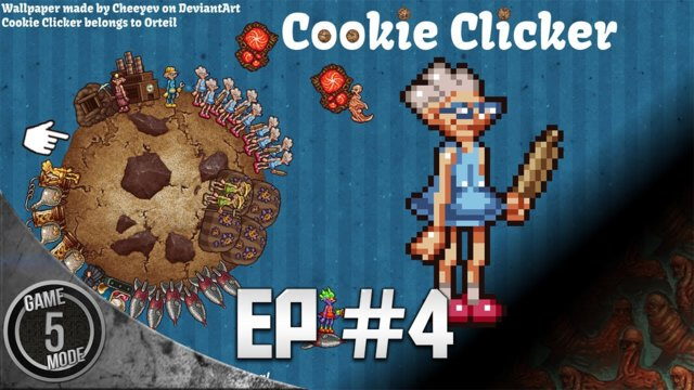 Cookie Clicker - Episode 4 - Cookie Clicker Elder Pledge