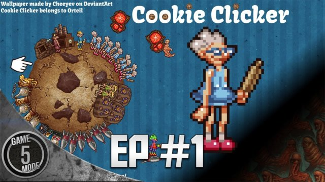 What is Cookie Clicker - Episode 1 - Cookie Clicker Grandma Apocalypse