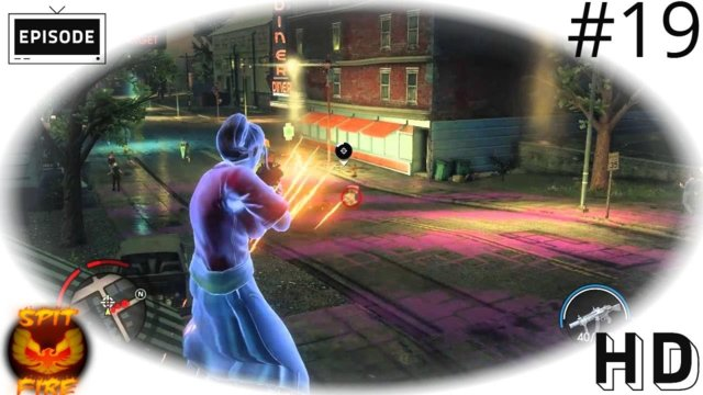 Saints Row 4 PC HD - Security Deletion - Toilet With A Gun - Toilets Revenge - Saints Row Letsplay