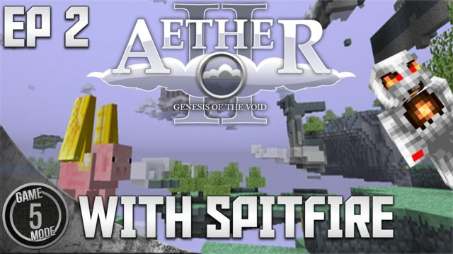 Aether 2 Mod 1.6.2 Minecraft Aether Letsplay - Aether II New Map Exploring Our World