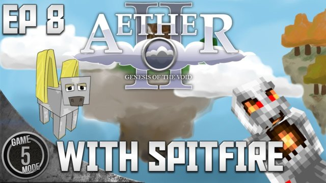 Aether 2 Mod 1.6.2 Minecraft Aether Letsplay - Into The Nether - Gathering Glowstone Aether Portal