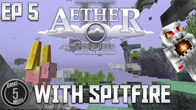 Aether 2 Mod 1.6.2 Minecraft Aether Letsplay - Aether Mod Minecraft - The Gingerbread Man Story