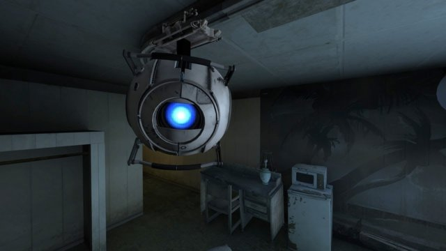 Portal 2 Walkthrough with Spitfire - Cube and Button based testing