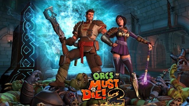 Spitfire Plays Orcs Must Die 2 - The Crossing