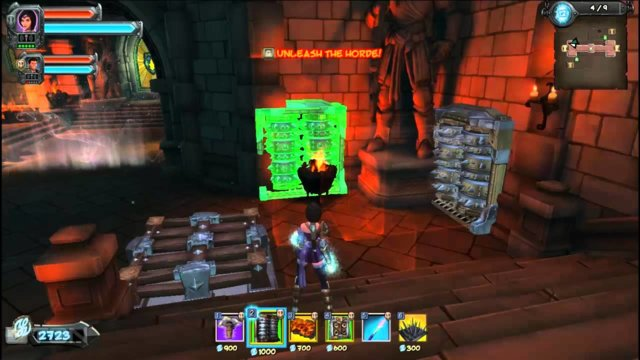 Spitfire Plays Orcs Must Die 2 - Mirror Image 1