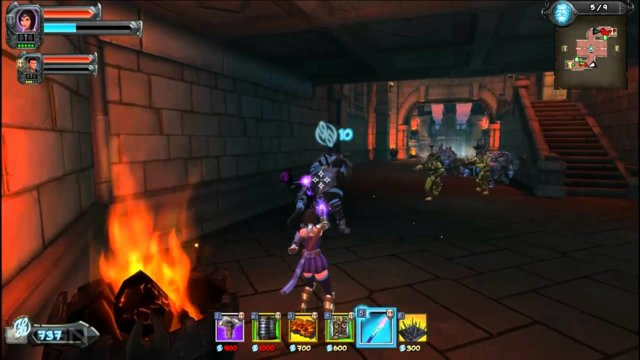 Spitfire Plays Orcs Must Die 2 - Mirror Image 2