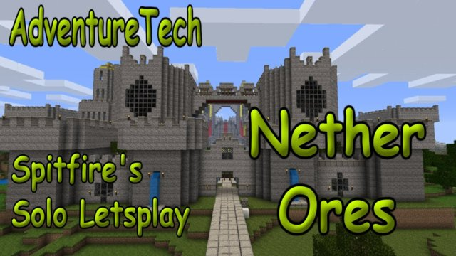 AdventureTech - Nether Ores