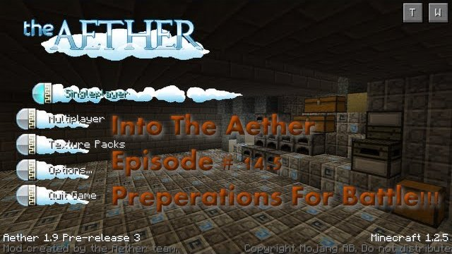Into The Aether With SpitFire - Preperations for battle