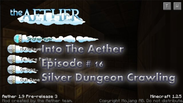 Into The Aether With SpitFire - Speeding through a Silver Dungeon